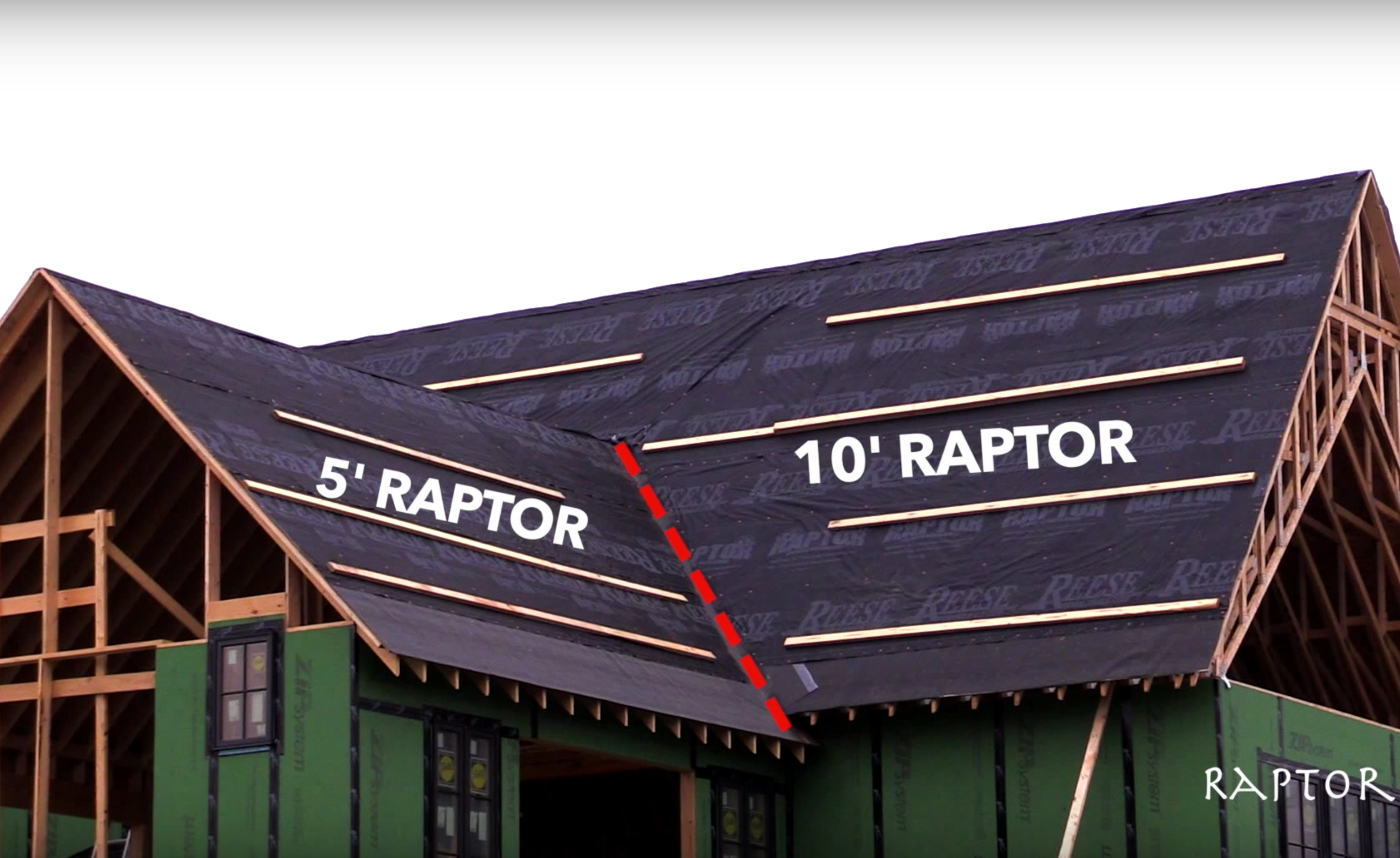 Raptor Underlayment Changing The Way Roofers Use